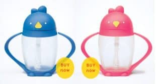 Lollacup| Innovative Weighted Straw Sippy Cup Bpa-free