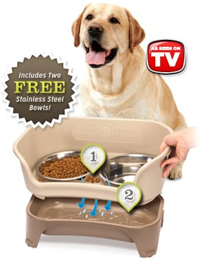 Neater Feeder Express Dog Bowl for Pets