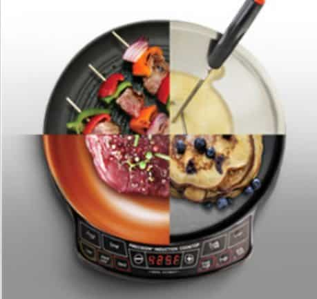 The Nuwave Induction Cooktop 2 As Seen On Tv As Seen On