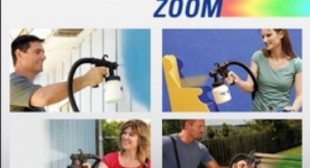 Paint Zoom Ultimate Professional Painting Machine