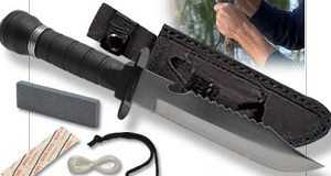 Rocky Mountain Knife Versatle Survival Tool