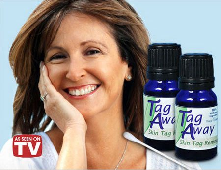 Tag Away Pure Essential Oils Removes Skin Tags
