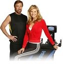 Chuck Norris New Total Gym Fit Tone Entire Body