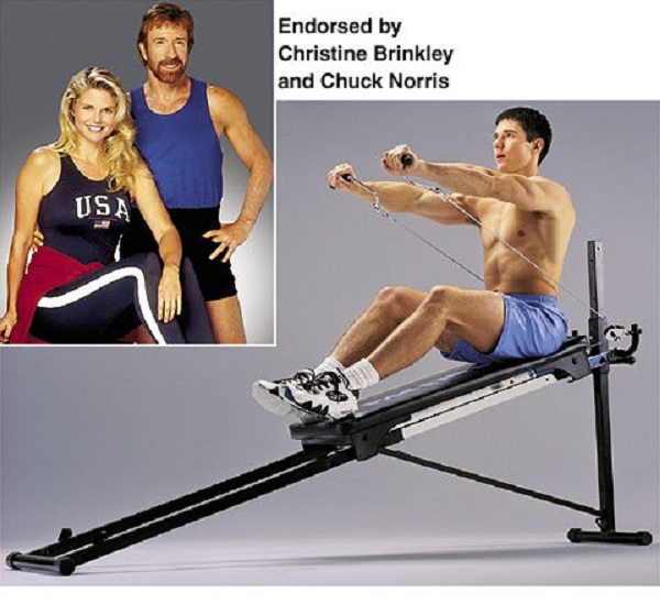 Total gym pilates lean mean exercise machineas seen on tv