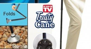Trusty Cane Pivoting Cane You Can Trust!