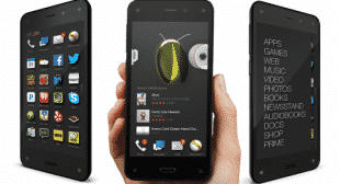 Amazon New Fire Phone AT&T Customers