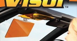 HD Vision Visor – Reduce Glare And Turn Your Vision Into High Definition