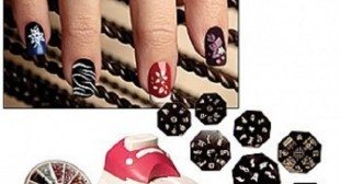 Hollywood Nails — All In One Nail Art System