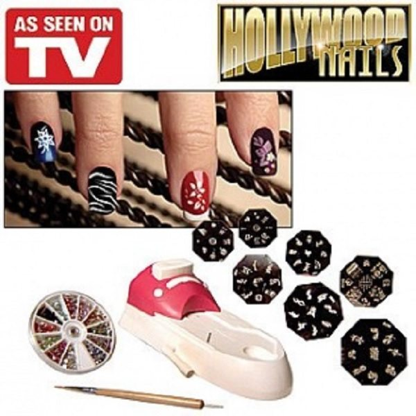 Hollywood Nail System