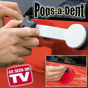 Pops A Dent | Ding & Dent Repair