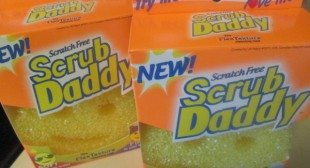 5-Year History with ABC Network Shark Tank Scrub Daddy Named Most Successful Product