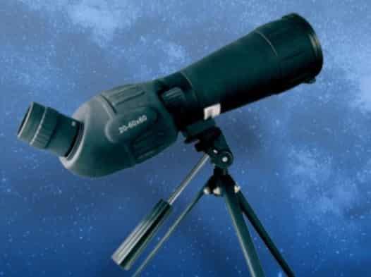 High Powered Telescope Optic 6000
