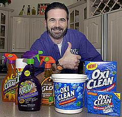 Billy Mays and Infomercials