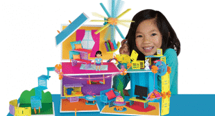 Roominate: A Building Toy for Girls  and Boys Too!