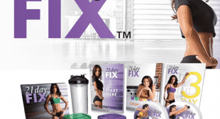 Beachbody's 21 Day Fix Weight Loss System