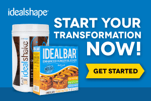 IdealShape Hungry Control Meal Replacement Protein Shakes