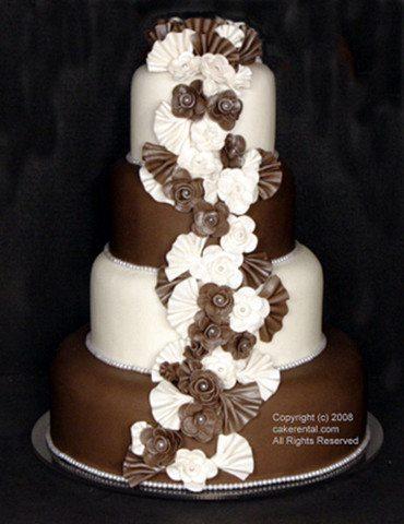 Fun Cakes Rental Wedding Cakes Seen On Shark Tank