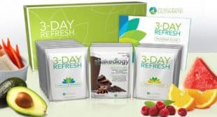 3 Day Refresh Break from Bad Eating Habits