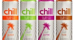 Chill Low Glycemic Organic Healthier Soda Seen on Shark Tank