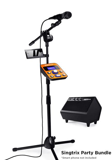 Singtrix The Best Home Karaoke Machine Seen on Shark Tank