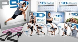 P90 New 90 Day Workout with Tony Horton