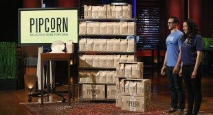 Pipcorn is Delicious Mini Popcorn Seen on Shark Tank