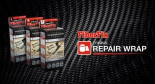 FiberFix | Fix Anything with Fiber Fix Repair Wrap Seen on Shark Tank