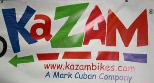 Kazam Balance Bike Seen on Shark Tank Review