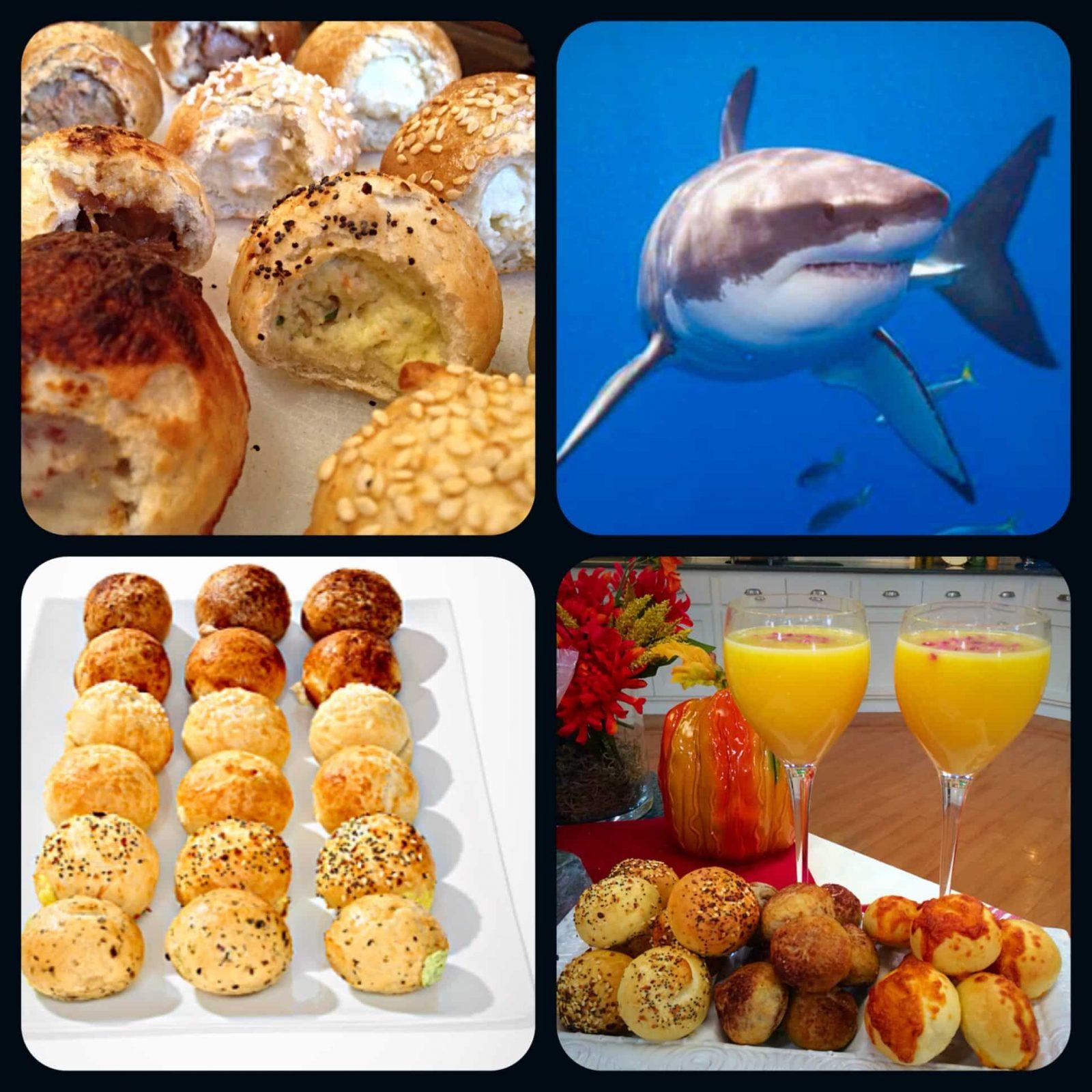 Bantam Bagels | Bagel Stuffins Mini Cream Cheese Stuffed Bagel Balls On Shark Tank