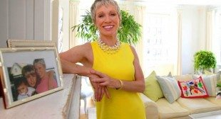 Barbara Corcoran Has A Framed Photo Of Every 'Shark Tank' Entrepreneur She Works With