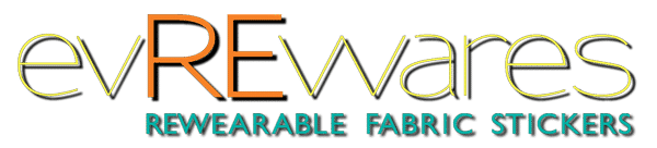 evREwares | Wearable Re-Usable Fabric Stickers on Shark Tank