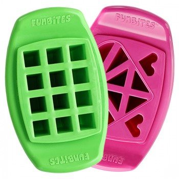 FunBites Bite Size Food Cutter for Picky Eaters Shark Tank