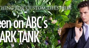 Belle Verde Custom Menswear Clothing and Accessories Seen on Shark Tank