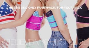 Boobypack The Fanny Pack For Your Top Rack on Shark Tank
