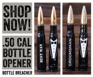 Bottle Breacher Bullet Opener
