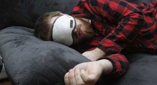 Napwell First Sleep Napping Mask Seen on Shark Tank