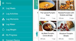 Nutrisystem NuMi Weight Loss Platform App on iOS