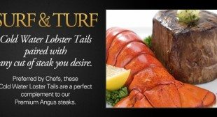 Chicago Steak Surf & Turf | Gourmet Steaks and Seafood