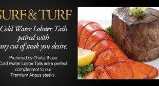 Chicago Steak Surf & Turf | Gourmet Steaks and Seafood