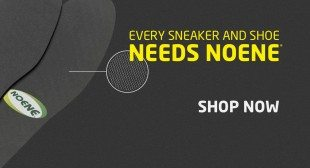 Noene Hi Tech Insoles for Shoes and Sneakers on Shark Tank