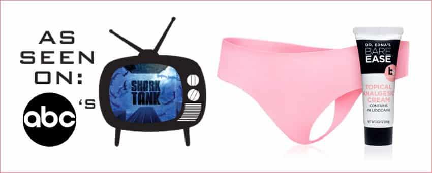BareEase Safe Pain Free Numbing Cream for Bikini Waxing Kit