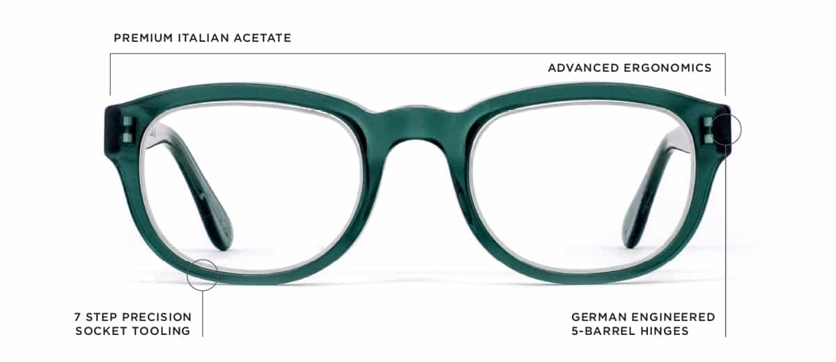 Frame Glasses On Shark Tank : Frameri Interchangeable Eyeglasses Lenses and Frames Seen ...