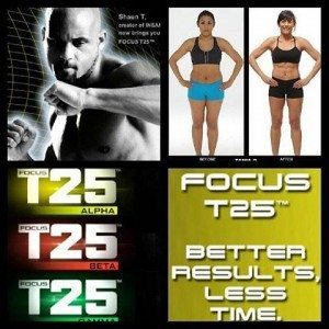 Beachbody Focus T25