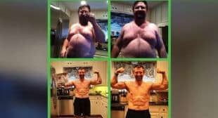 Beachbody Challenge Contest Texas Dad Loses 118 Pounds, Wins $106,000