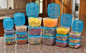 As Seen on TV: Mr. Lid Container Set Check It Out!