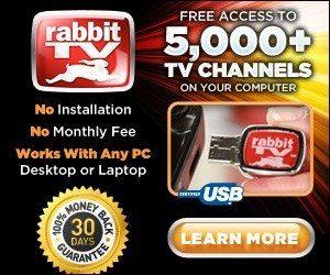 Rabbit TV 5000 Channels