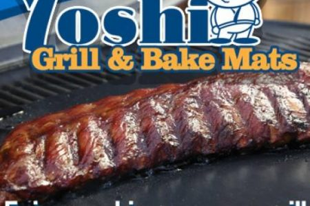 Does it Work? The Yoshi Grill Mat and Bake Mat