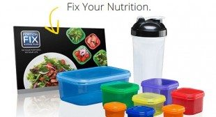 Portion Fix Eating Meal Plan | Food Consumption Contorl