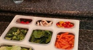 Teacher Invents a Home Salad Bar and Pitches to Shark Tank