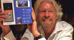 Doorbot from Shark Tank Got a $28 Million Investment from Richard Branson